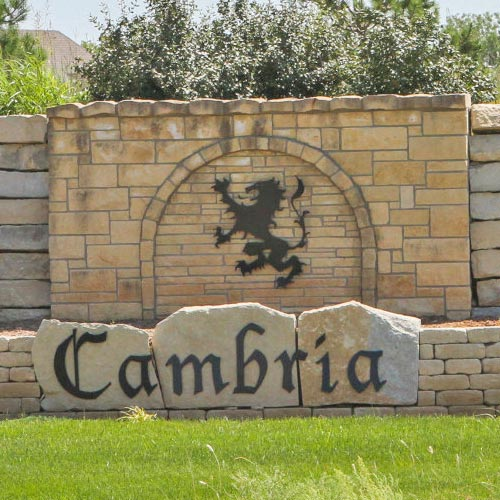 Cambria Community Home Builder Tri-M Construction