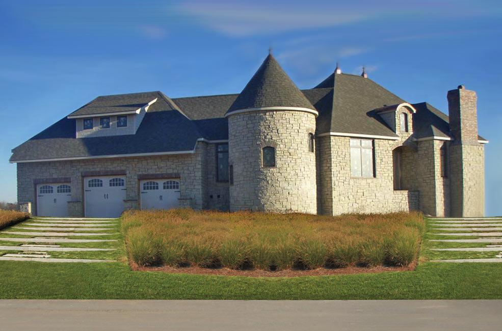 Custom home builder builds premium quality homes wichita ks for Home builders wichita ks